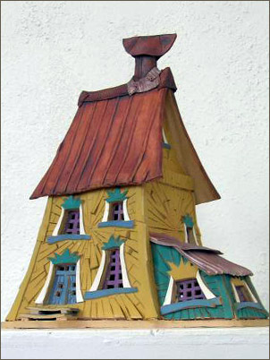 Whimsey Cottage variation #1